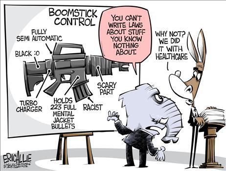 Boomstick-Control